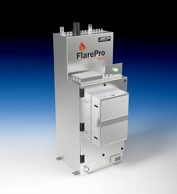 Process Instruments FlarePro Mass Spec