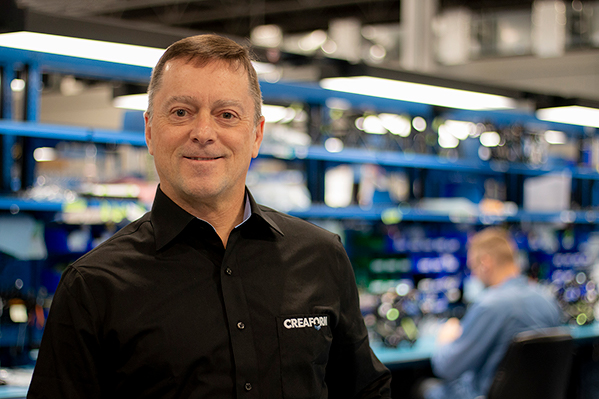 Creaform Names New Vice President of Operations