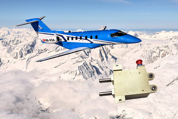 Power and Data Systems Pilatus Actuator